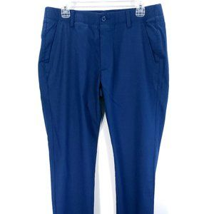 Under Armour Performance Chino Blue Pants